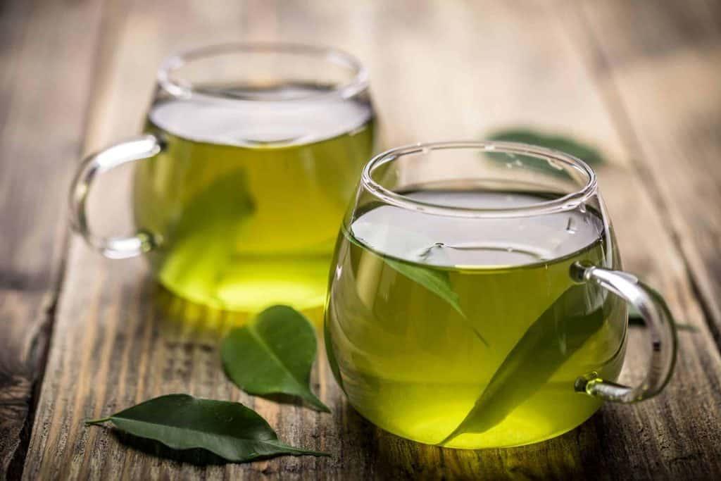 green tea is good for teeth